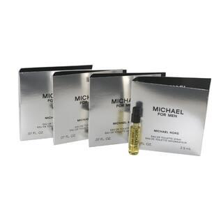 Michael Kors Michael Men's 0.07-ounce Eau de Toilette Spray (Pack of 4)|https://ak1.ostkcdn.com/images/products/10234046/P17354688.jpg?impolicy=medium