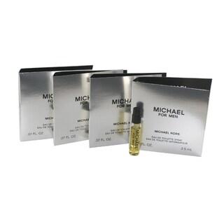 Michael Kors Michael Men's 0.07-ounce Eau de Toilette Spray (Pack of 4)
