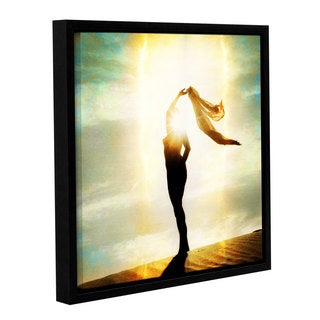 ArtWall Elena Ray ' Body Light ' Gallery-Wrapped Floater-Framed Canvas