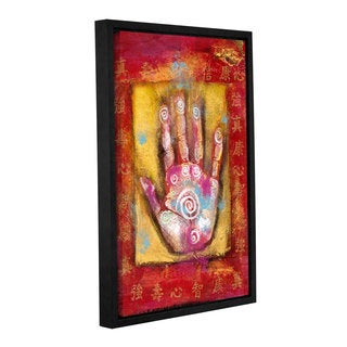 ArtWall Elena Ray ' Good Healing ' Gallery-Wrapped Floater-Framed Canvas