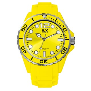 H2X Womens Reef Yellow Watch