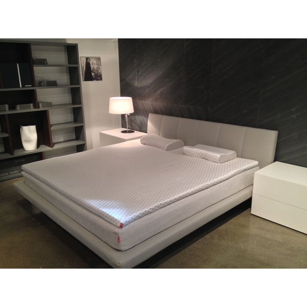 Danican Cool Pointe 2-inch Memory Foam Mattress Topper