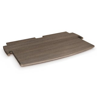 Grey Driftwood 12-inch Spare Shelf