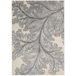 Rug Squared Stanford Ivory Accent Rug (2'6 x 4'2)