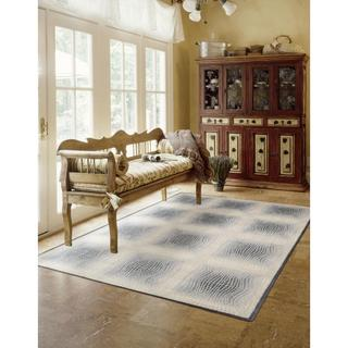 Rug Squared Stanford Shell Rug (9'6 x 13')