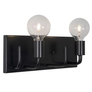 Varaluz Socket-To-Me 2-light Vanity