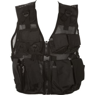 Modern Warrior Junior Black Tactical Vest Fits Children and Teens 50-125-pounds Airsoft and Paintball Accessory https://ak1.ostkcdn.com/images/products/10234465/P17355079.jpg?impolicy=medium