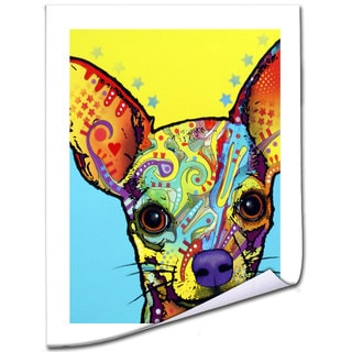 Dean Russo 'Chihuahua' Rolled Paper Art