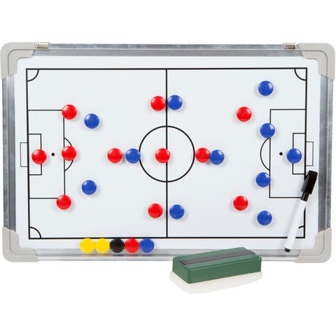 Sport Coach Magnet Board with Marker