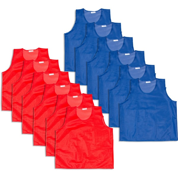 Trademark Innovations Mesh Practice Jersey (Set of 12 ) High Quality And Tear Resistant