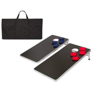 Trademark Innovations Case for Black Cornhole