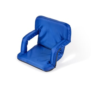 Portable Picnic Armchair Reclining Seat (Blue)