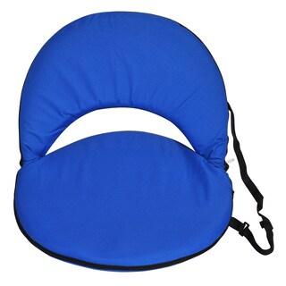Portable Recliner Picnic Seat Multi-Use (Blue)