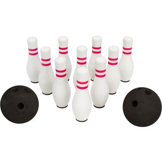 Lily and James Toys Foam Bowling Set