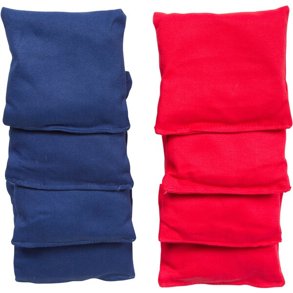Trademark Innovations High Quality Bean Bags (Set of 8)