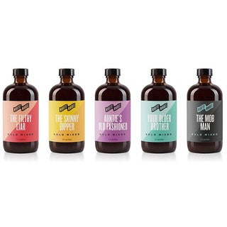 White Whale Mixers Sampler Pack (Set of 5)