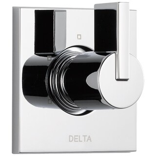 Delta Chrome Vero 3 Setting Diverter T11853 Shower Kit