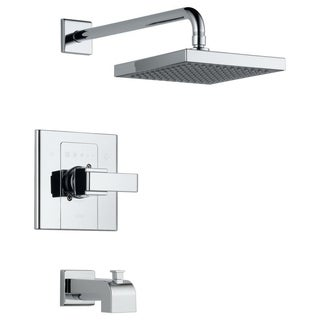 Delta Chrome Arzo Monitor(r) 14 Series Tub and Shower Trim T14486shq