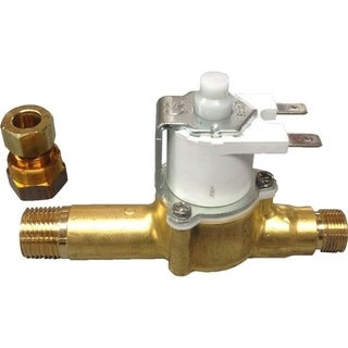Delta Brass Commercial Cam Solenoid Valve - Brass Body Pipe Accessory