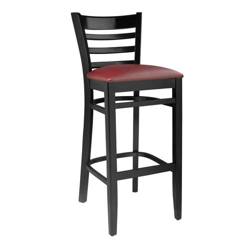 Empire Upholstered Barstool