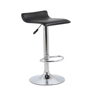 Manhattan Comfort Classic Steegie Barstools and table in Black