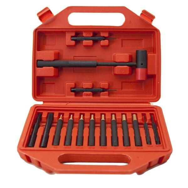 Winchester 15-piece Brass/ Steel Punch Set