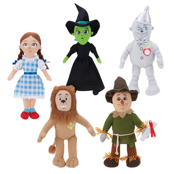 Toy Factory 5-piece Wizard of Oz Doll Gift Set