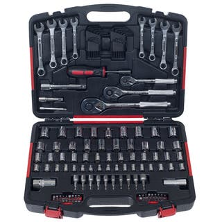 Mechanic S Tool Set 135 Piece By Stalwart H Includes Driver