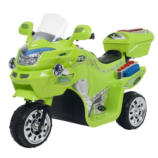 Overstock Toys For Boys : Ride on toy wheel motorcycle for kids by lil rider