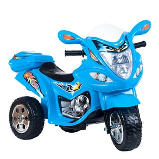 Lil Rider 3-wheel Rapture Blue Battery Operated Motorcycle