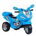 Deals on Lil Rider 3-wheel Rapture Blue Battery Operated Motorcycle