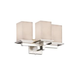 Justice Design Montana 3-Light Wall Sconce