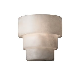 Justice Design Small Terrace Wall Sconce