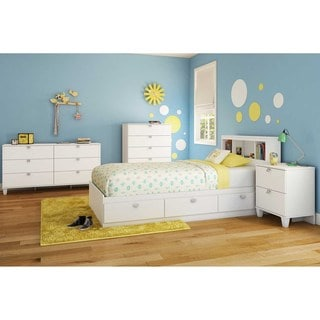 South Shore 39-inch Karma Twin Mates Bed