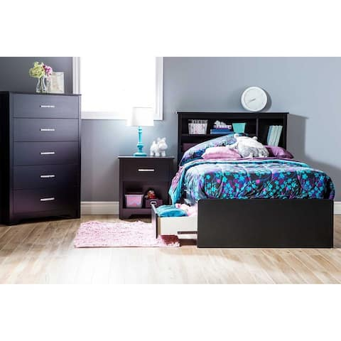 South Shore Fusion Twin Mates Bed
