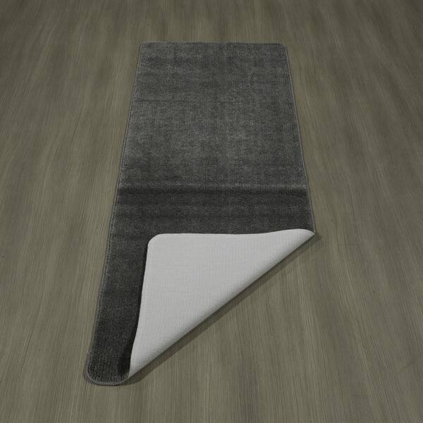 Non Slip Rubber Back Bathroom Mat