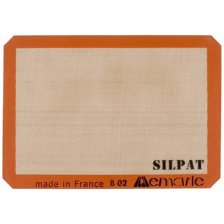 Silpat Premium Non-stick Silicone Half Sheet Baking Mat (Set of 2)