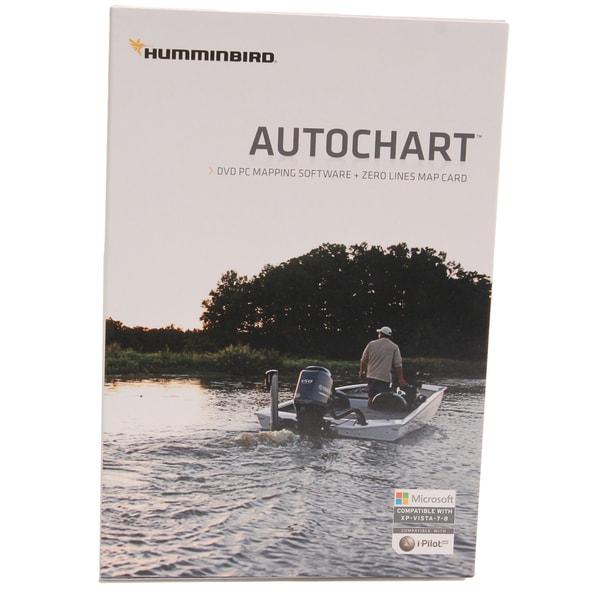 Humminbird Electronic Chart AutoChart