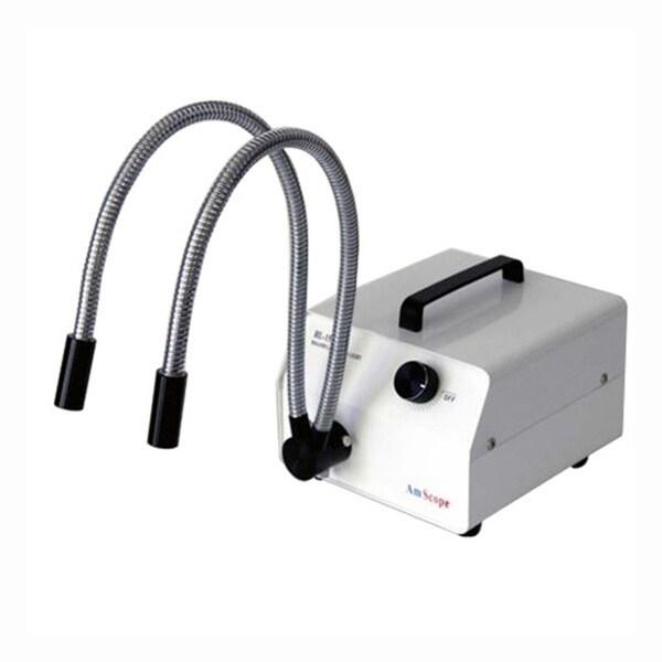 150W Dual Goose-neck Fiber Optic Illuminator