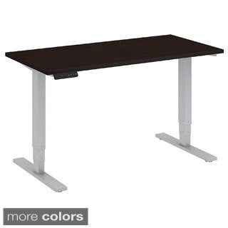 BBF 48x24-inch Stand Up Motorized Adjustable Desk Table