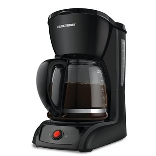 Black & Decker CM1200B Black12-cup Switch Coffee