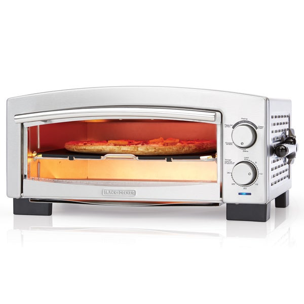 Black Decker P300S Pizza Oven Free Shipping Today 1