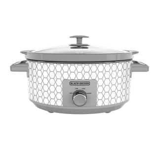 Black & Decker SC1007D Geometric Cream 7-quart Slow Cooker https://ak1.ostkcdn.com/images/products/10235912/P17356326.jpg?impolicy=medium