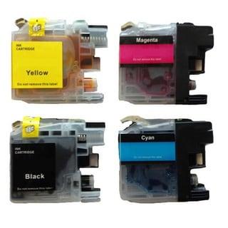 4-Pack Compatible Brother LC103 Ink For MFC J245 J285 J450 J470 J475 J650 J870 J875 J4410 J4510 J4610 J6520 J6720 J6920 DCP-J152