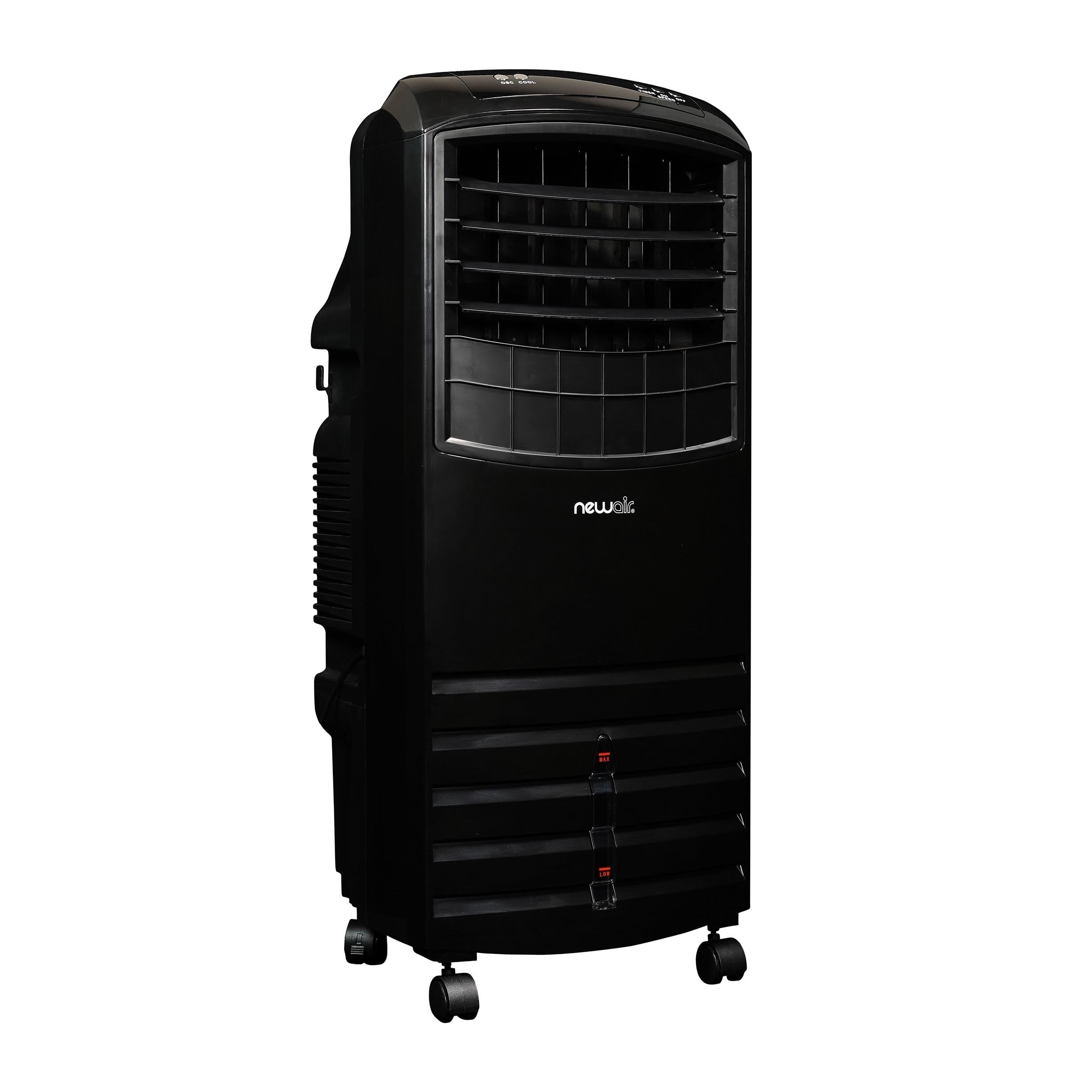 NewAir AF-1000B Black Portable Evaporative Cooler (Black)...
