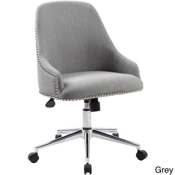 boss carnegie desk chair - free shipping today - overstock
