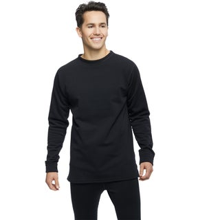 Men's Power Stretch Fleece Crew Top