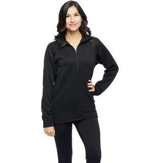 Women's Power Stretch 1/4 Zip Top