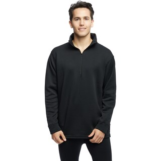 Men's Power Stretch 1/4 Zip Top (5 options available)