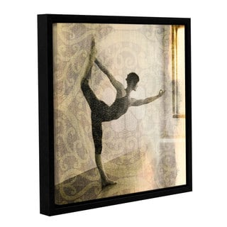ArtWall Elena Ray ' Living Prayer ' Gallery-Wrapped Floater-Framed Canvas